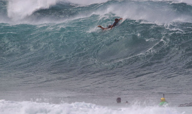 1 Billabong Pipe Masters Matt Wilkinson AUS Foto ASP
