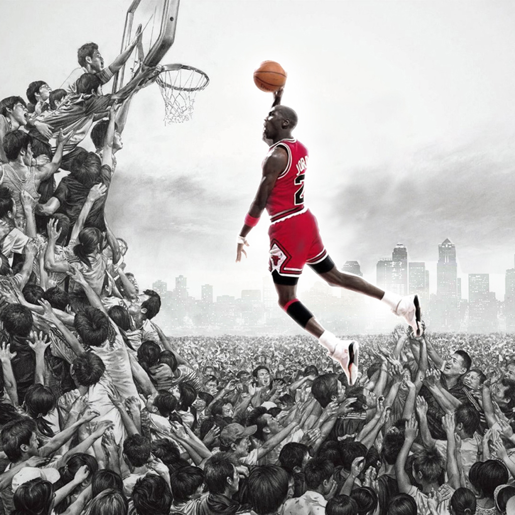 World Sports Hd Wallpapers: Michael Jordan Hd Wallpapers