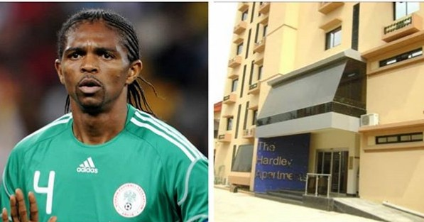 Kanu In Shock As His Property is Surprisingly Taken, Losses Medals Too