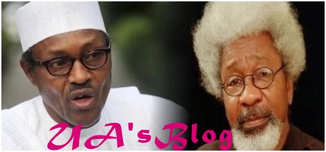Breaking: Wole Soyinka speaks on Buhari's government, says president is currently is in a trance