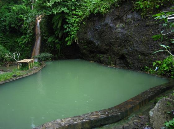 Outdoor Hot Water Carving Tabanan