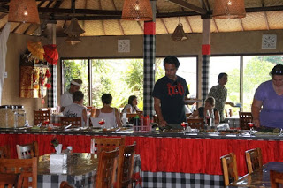 All About Bali Culinary Tourism Stall Nyoman Bedugul