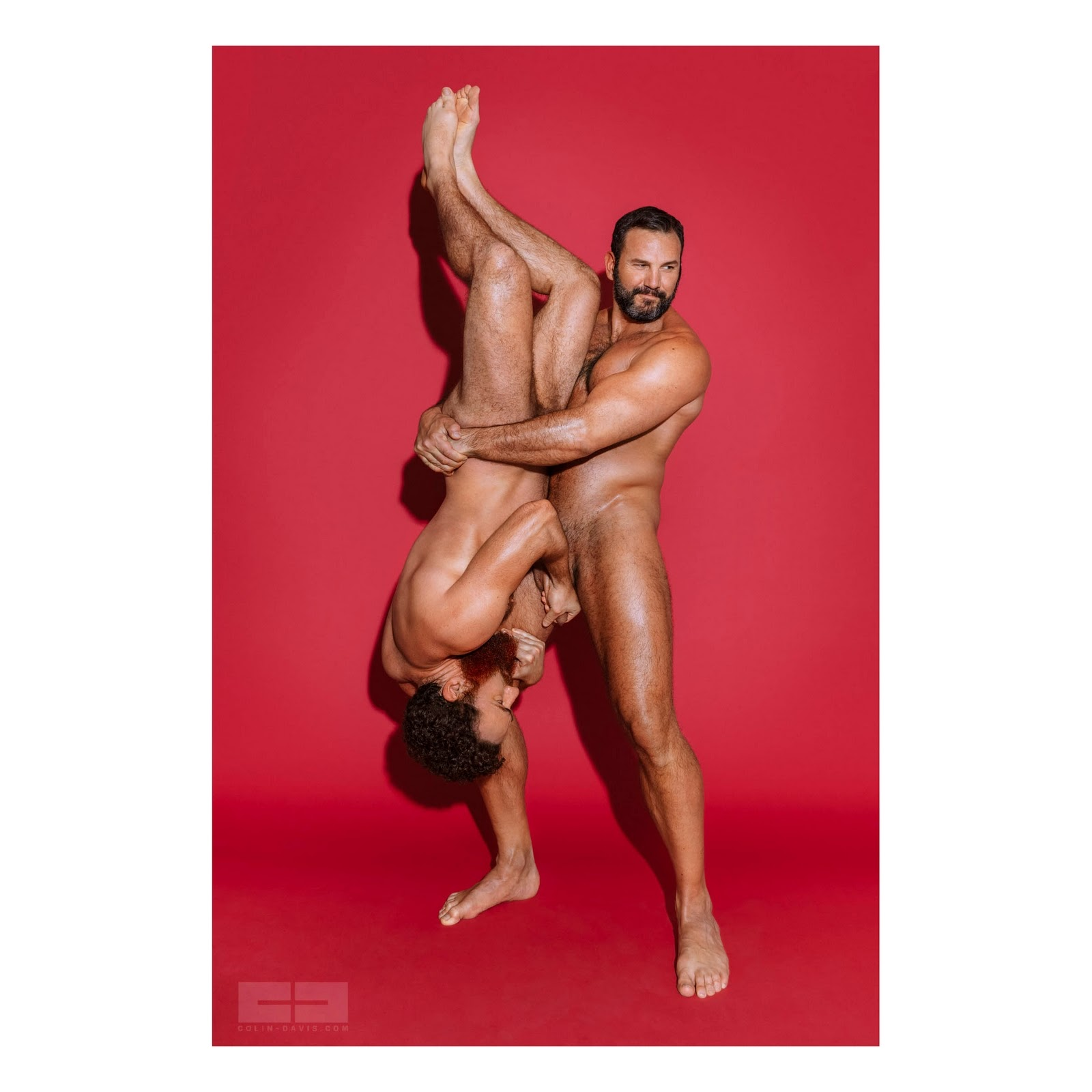 HerculeS & DiomedeS, by Colin Davis Studio ft Gooshie87 and Rocco Hard (NSFW).
