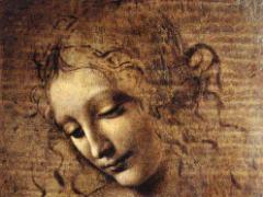 La Despeinada, Leonardo Da Vinci