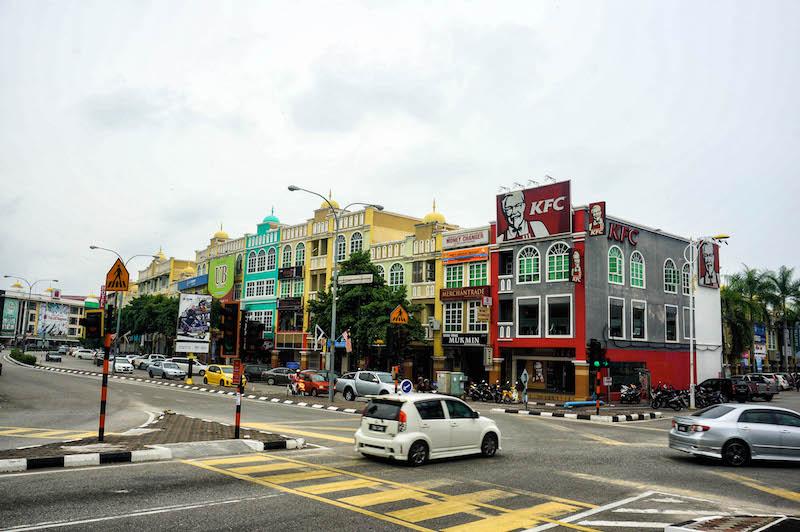 miasto w Malezji, zwiedzanie Malezji, wybrzeże Malezji
