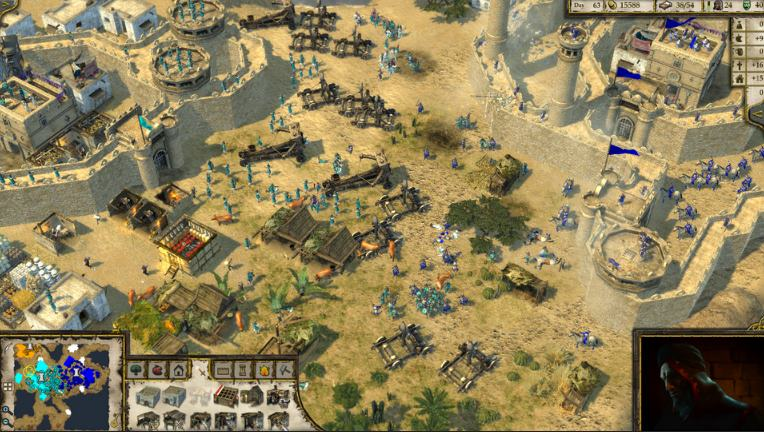 Stronghold Crusader II Gold Edition pc full español