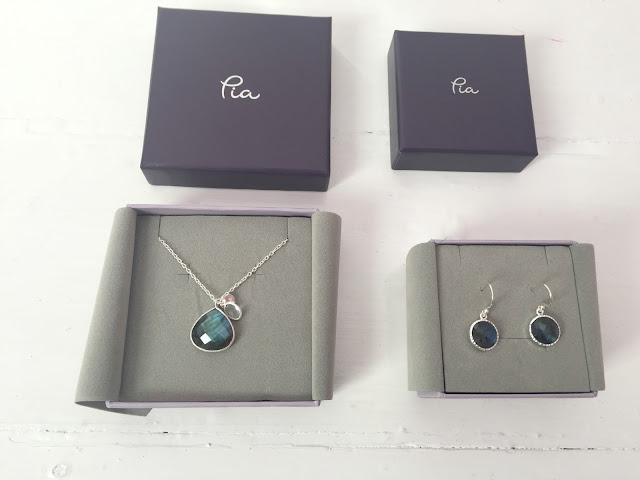 Pia Jewellery Labradorite collection
