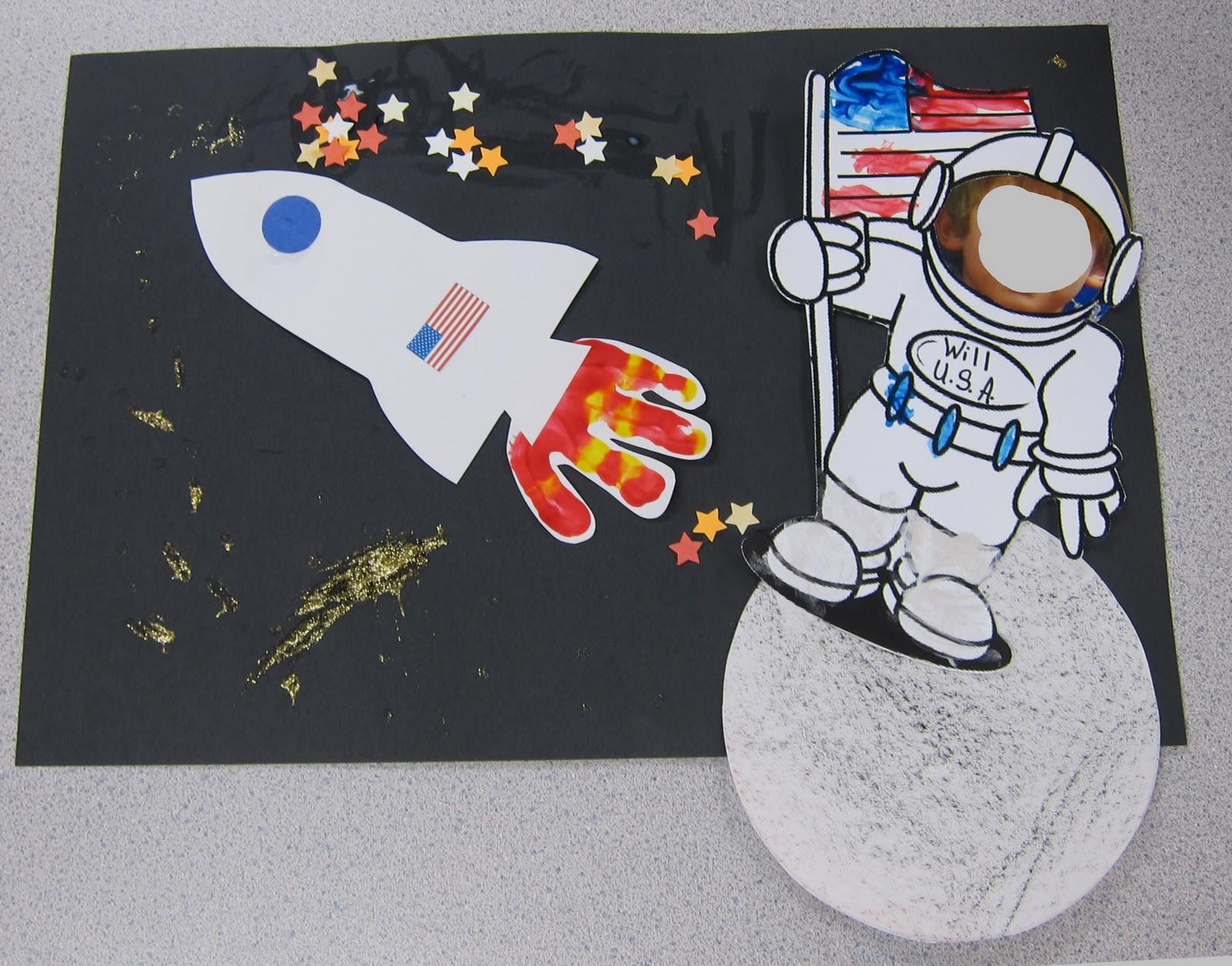 Mrs Karen S Preschool Ideas Let S Fly To The Moon Or