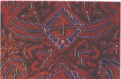 Batik Motif Sapit Urang
