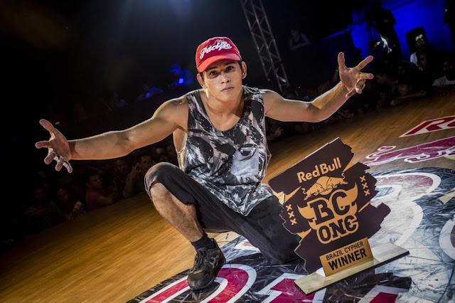 B-boy paraense é tricampeão nacional de break dance e vai para final mundial na Holanda