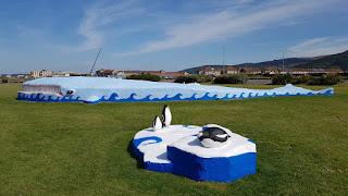 The Whale Park in Aberavon