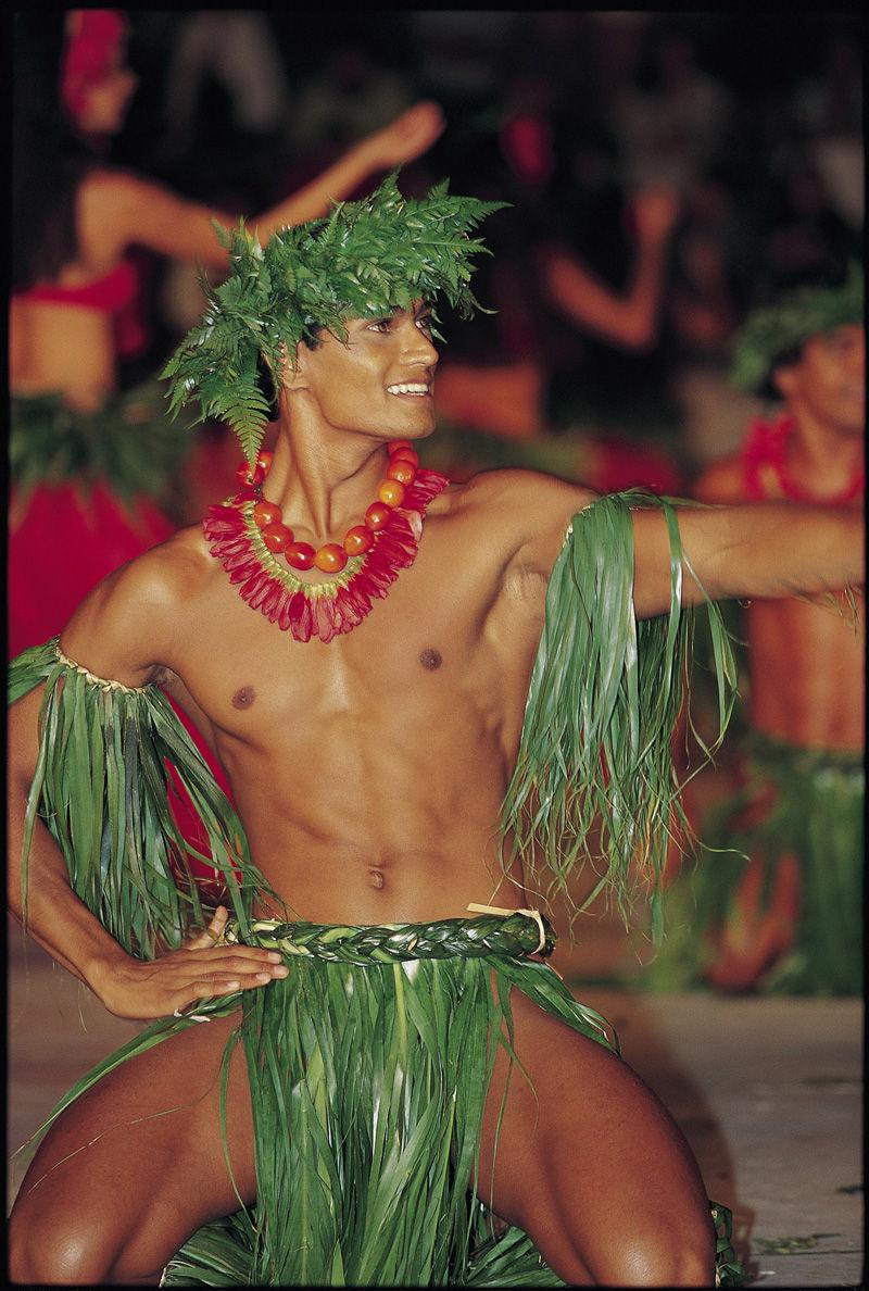 polynesian dance nude