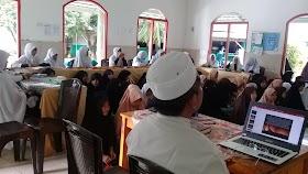Pembukaan Daurah Marhala 2 Calon Alumni MA Madhatillah Pondok Pesantren Hidayatullah Sumsel