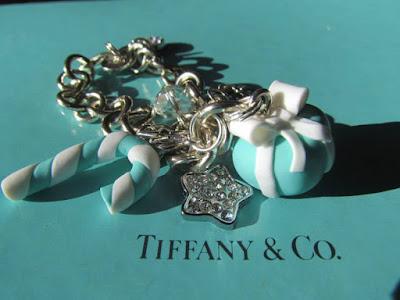 braccialetto natale fimo pasta polimerica natale idee alberta bijoux