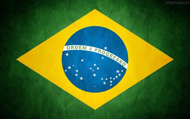 Brasil - Ordem e Progresso!