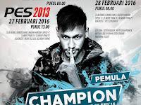 Kompetisi PES 2013 di Yogyakarta Februari 2016