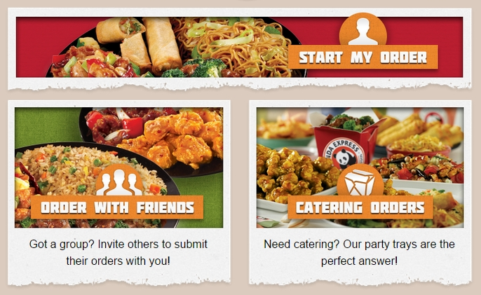 Oct 20,  · At Panda Express each meal comes with two items plus a side. You can also get a 3 item meal; or a single item ala carte. So if you want a two item meal you can order both items Orange Chicken (or any two entree choices) and then get your rice or noodles as the adalatblog.ml: Resolved.