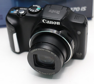 Jual Canon SX170 IS Kamera Prosumer