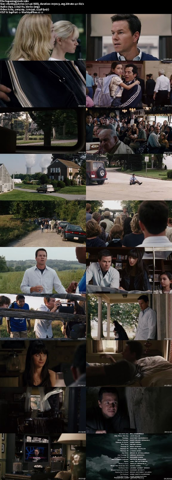 The happening full movie download