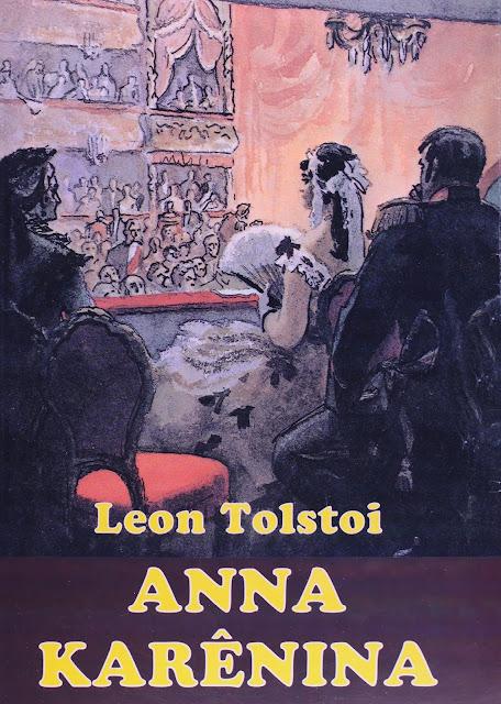 Anna Karenina - Léon Tolstói