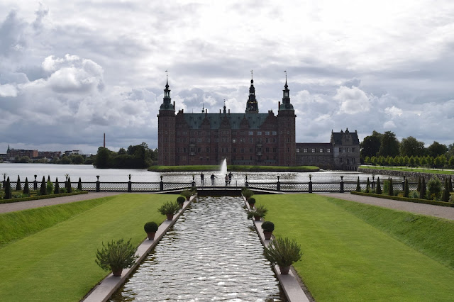 Frederiksborg Castle from the Palace Garden