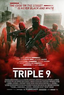 Film Triple 9 (2016) Sub Indo