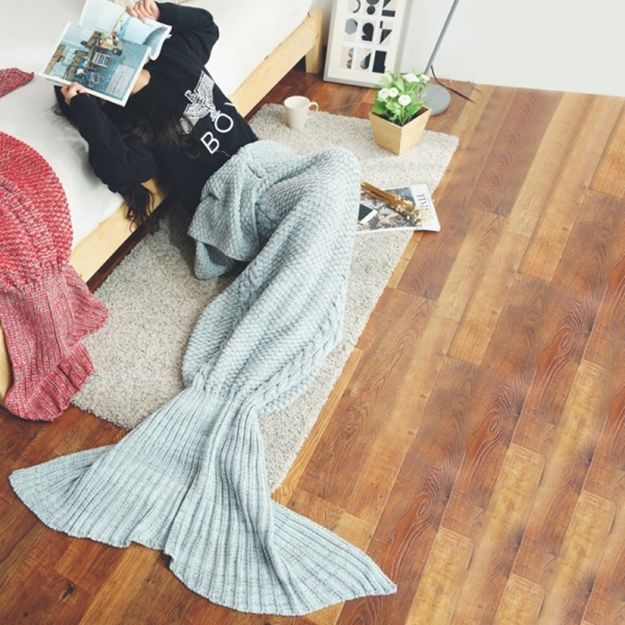https://www.sevengrils.com/super-soft-hand-knitted-gray-mermaid-tail-blanket-sofa-blanket-mermaid-blanket.html