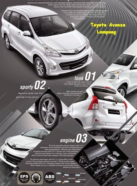 Harga Toyota Avanza Lampung