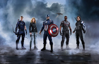 Captain America Roster Of Heroes