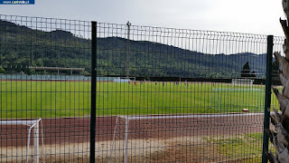 SPORTS AREAS / Estádio Municipal, Campo Relvado, Castelo de Vide, Portugal