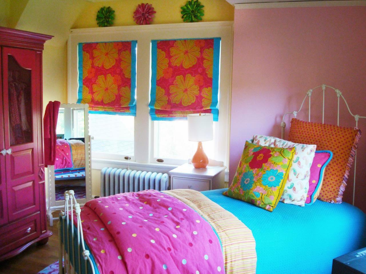 Gambar Kamar Tidur Remaja Perempuan Desain Kamar Modern