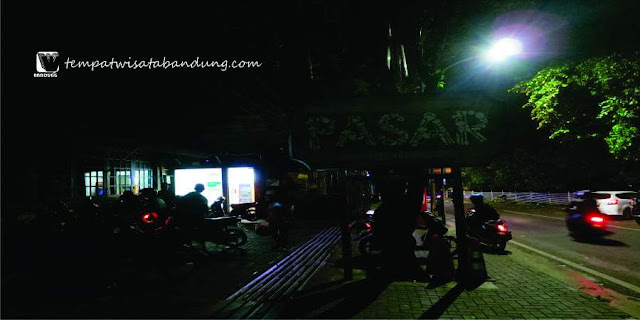 Berbagai Menu Makanan Lezat di Cafe Pasar Cisangkuy