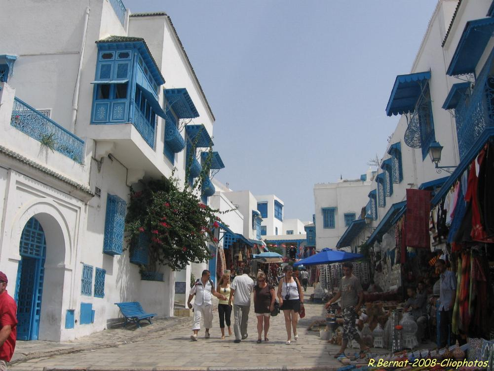 7 Things to do in Sidi Bou Said, Tunis