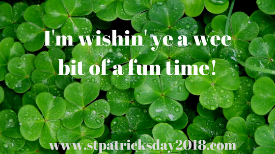 Funny St Pattys day quotes 2018