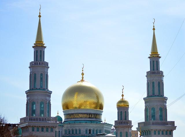 Mosque - Ramadan Mubarak 2017