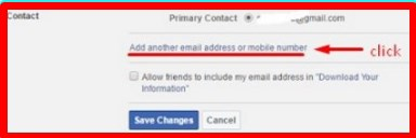 how to log into facebook with a phone number
