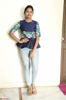 Eesha Looks super cute stunning in Denim Jeans and Top at Darsakudu movie Inerview ~  Exclusive 013.JPG