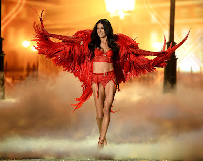 Adriana Lima Victoria Secret Model HD wallpaper angel 006,Adriana Lima HD Wallpaper