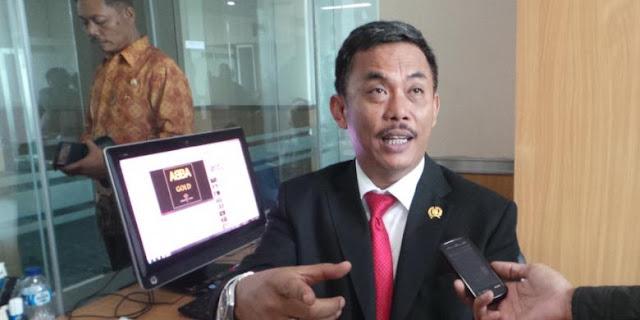Ketua DPRD DKI Prasetio Akhirnya Mengaku Pergi ke Amerika