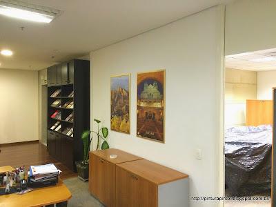 pintura de escritórios sp