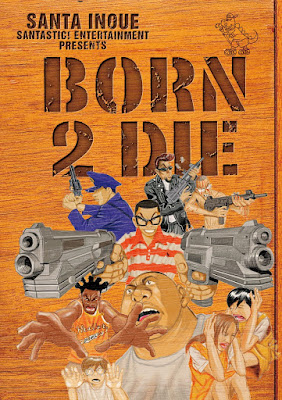 BORN 2 DIE raw zip dl