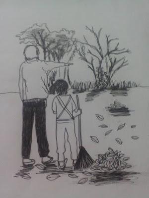Bodas Novel Bagian 13 : Semua Kenangan Tentang Rumah Masa kecil Bodas