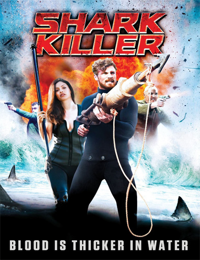 Ver Shark Killer (2015) Online