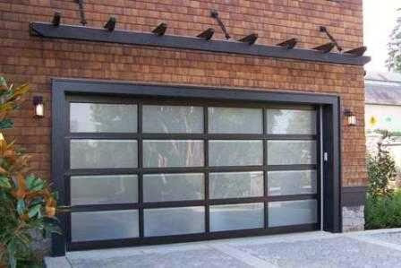 Garage Door Glass picture