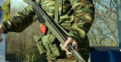 ΓΕΣ: Ηθική αμοιβή σε στρατιώτες που επιλέγουν να παραμείνουν σε παραμεθόριο