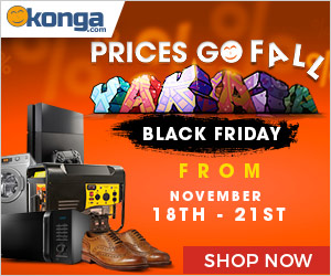 Konga Black Friday 2016 - What To Buy