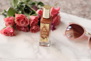 Review: Rival de Loop - Palm Beach LE Body Bronzing Oil  - www.annitschkasblog.de