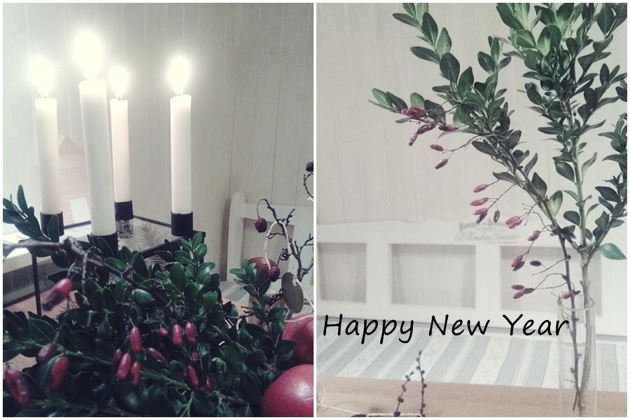 Szczęścia  dla was w Nowym Roku