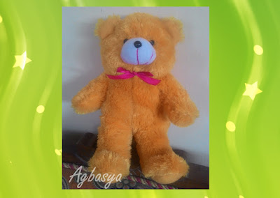 teddy bear unyu