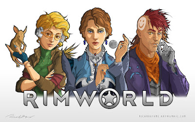 تحميل لعبة RimWorld pc مُعربة مع الشرح